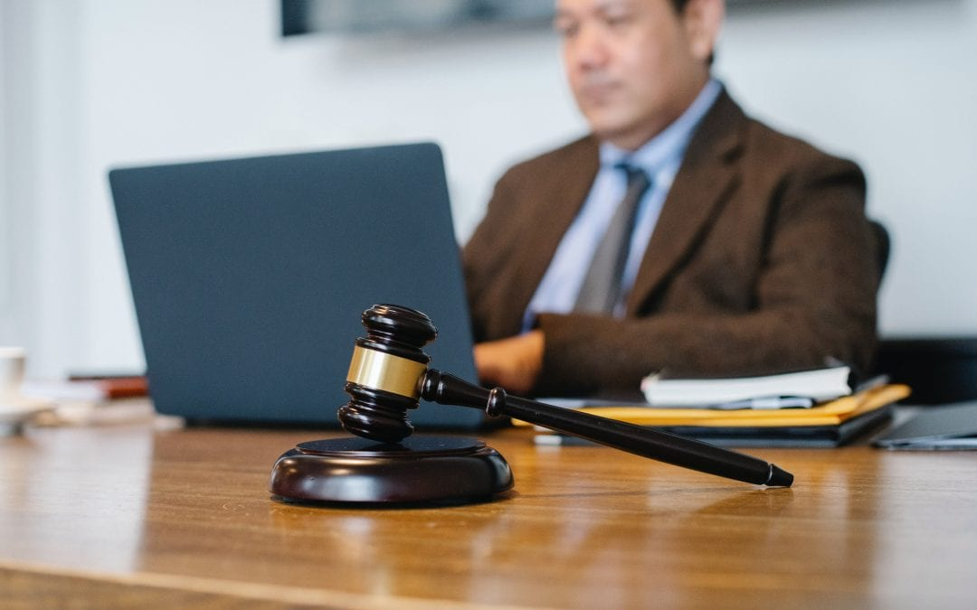 What is a deputyship order?